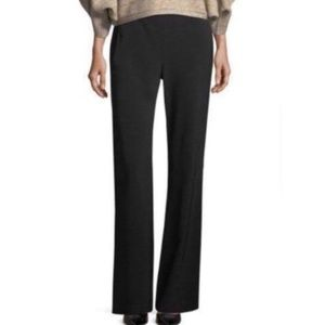 Nwt Tahari black pants size 6 Terry stretch